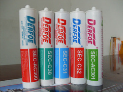 Derfoe silicone sealant for stainless steel