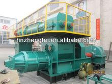 vacuum extruding clay brick machine plant