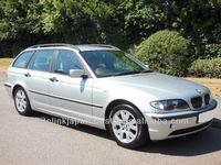 2002/ BMW 3 SERIES 318i SE 5dr 2.0 Silver/ 20056SL