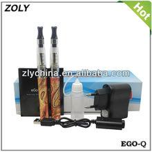 2012 best hot selling ego q e cigarette ego q battery
