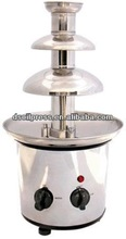 party use commerical chocolate fondue fountain