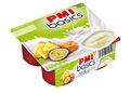 Longue durée de vie bases yaourts- fruits tropicaux