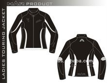 Ladies Leather Motorbike Touring Jacket