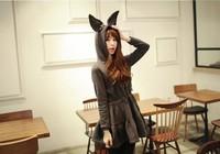 Han edition Japanese rabbit ear cotton fleece of new fund of 2013 autumn winters