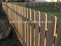 cedro recinzione cane esterno recinzione picchetti di recinzione in legno