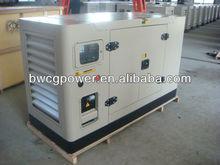 powered by kubota diesel generators 60Hz 20kw/25kva diesel generator set