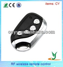 hot new 433 door opener 4 fixed frequency remote control decoder