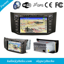 "7"" TFT Touchscreen Car DVD Player for Nissan Bluebird with Bluetooth/Supporting Ipod"
