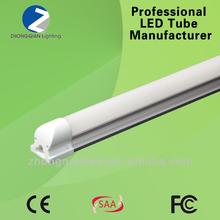 cheap price t8 led tube light single pipe garage