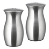 "4"" New Stainless steel Salt and pepper shaker"