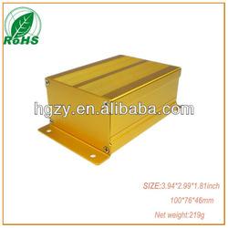 <XDM05-37 100*76*46mm>High Quality aluminum extrusion profile/extruded aluminium enclosures