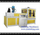 Plastic bottle cap manufacturing machine