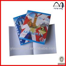 chinese notebook kawaii stationery