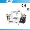 TH-2004D-2004AB doming machine, resine doming machine, pu resine dome machine