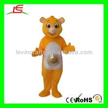 LE-D715 Care Bear Golden Sun Anime Cosplay Costume