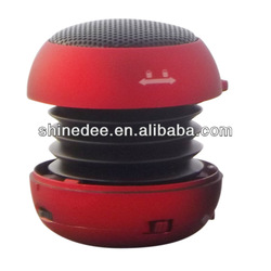 high-end mp3 player TF card mono speaker