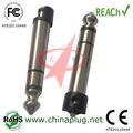 低コスト中国プラグ6.3ミリメートルステレオフォーンジャック