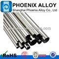Nickel alliage de cuivre Monel 400 tubes sans soudure