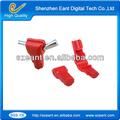4 mm / 5mm6mm / 7 mm / 8 mm pegboard exibição gancho em celulares e acessórios