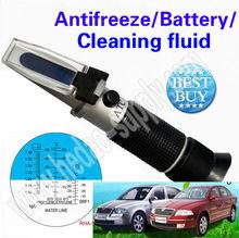 Refractometer antifreeze/battery fluid/screenwash
