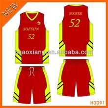 2013 custom school basketball shirt
