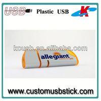 1gb usb storage device plastic case