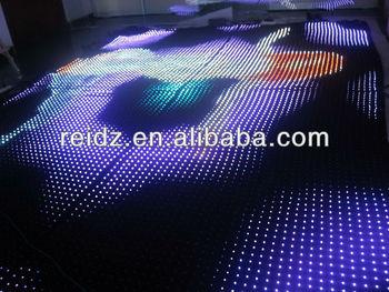 p110 full color led dot light video xxx china super bright led DMX/PC control