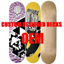 OEM Skateboard Deck