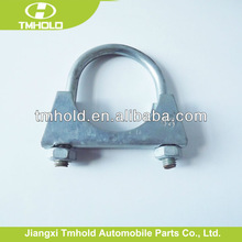 white stainless steel & metal copper u bolt clamp saddles