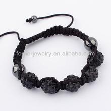 New Design Friendship Beads Shamballa Bracelets,Nylon String For Shamballa Bracelets SKB0099