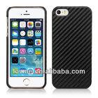carbon fiber hard case back cover for iphone5s 5g