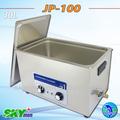 De Control mecánico Ultrasonic Cleaner tatuaje desinfección aparato 30L JP-100
