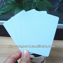 UHF RFID Gen2 ID Blank PVC Cards