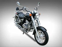 250cc Road Hog Single Cylinder 4 Stroke Motorcycle