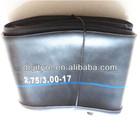 butyl rubber motorcycle tube 3.00-17