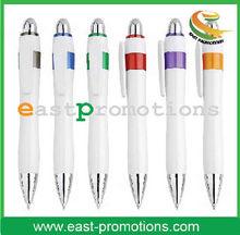 Fashion cheap custom plastic pen