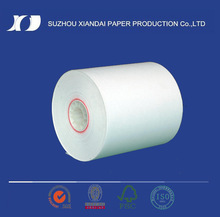 2013 de alta qualidade 80 mm * 80 mm pos caixa registradora térmica rolo de papel pos terminal de papel