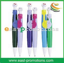 Sweet lovers plastic ball pen