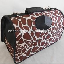 Fashion convenient dog/cat carrier/pet bag