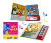 childrens talking book with sound pad