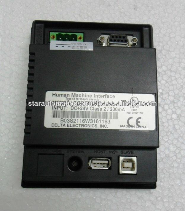 """Delta HMI DOP-B03S211 4.3"""" Screen"""