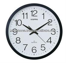 Office wall clock / Big number clock / Interior wall clock