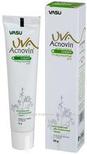 anti acne pimples creams(UVA Acnovin Cream)