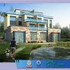 attrative house plans design
