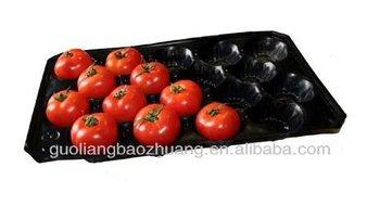 Blister flash fruit layer