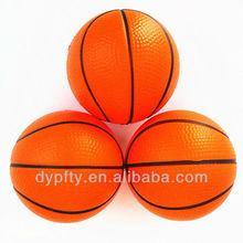 2.5' stress mini basketballs
