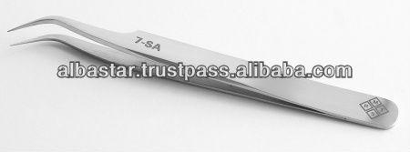 Precision Stainless Steel Tweezers - 5SA