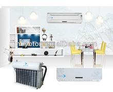 hybrid solar air cnditioner split home using wall mounted ,9000-24000btu,1ph,1.5ton, 2 ton