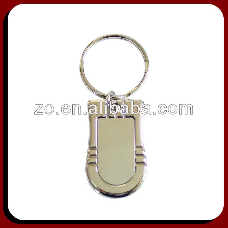 new designer custom promotional key chain