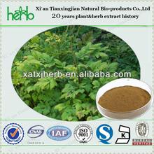 ISO triterpene glycosides 2.5% 5% black cohosh plants extract
